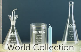 World Collection di Bitossi Home