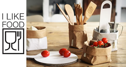 Collezione Essent'ial I LIKE FOOD